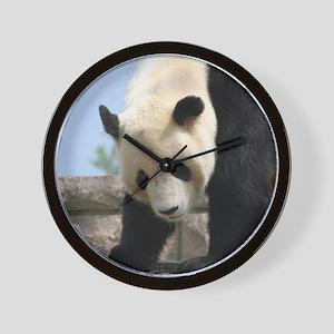 Panda20170702_by_JAMFoto.de Wall Clock