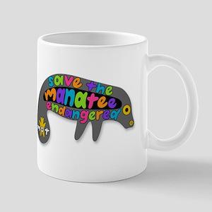 save the manatee Mug