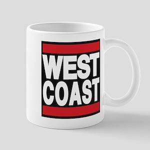 west coast red Mug