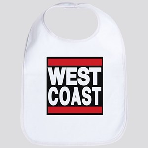 west coast red Bib