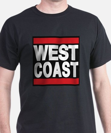 west coast red T-Shirt