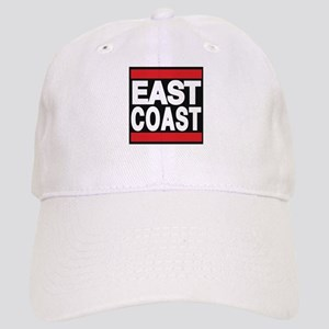 east coast red Baseball Cap