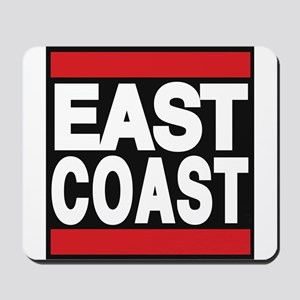 east coast red Mousepad
