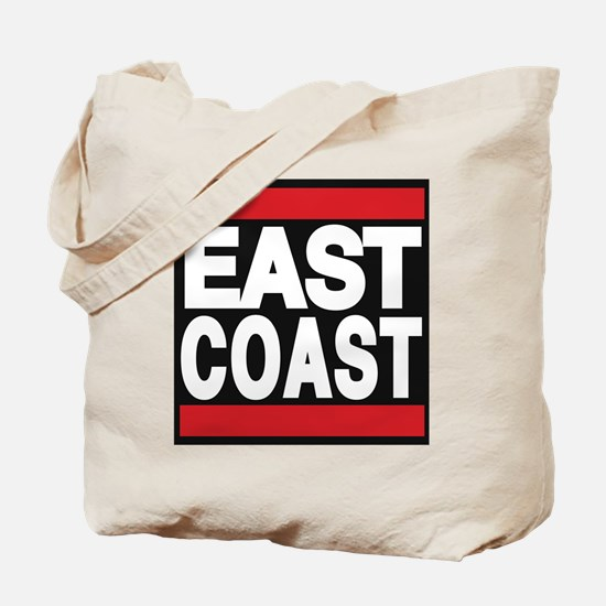 east coast red Tote Bag