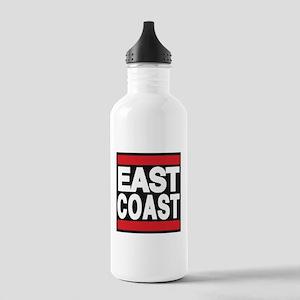 east coast red Water Bottle