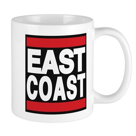 east coast red Mug