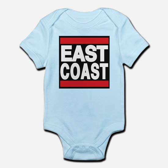 east coast red Body Suit