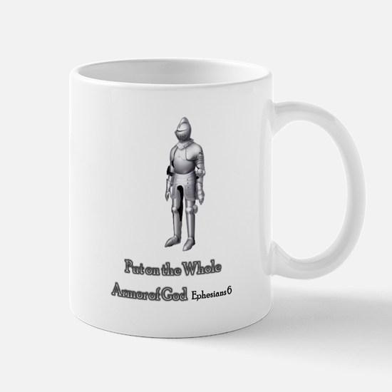 The Whole Armor Mug