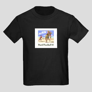 David Rocked It! T-Shirt