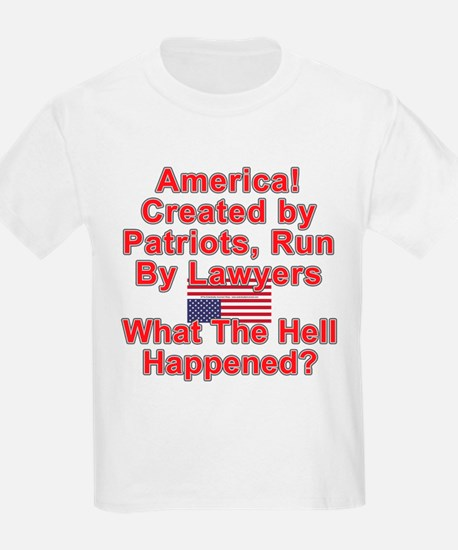 Lawyers did it. Not me T-Shirt