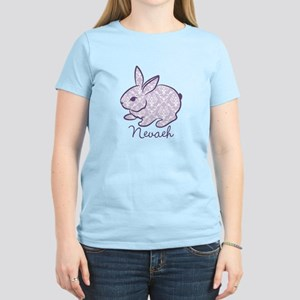 Purple chic bunny T-Shirt