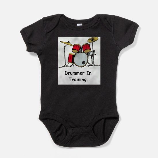 Drummer in Training Body Suit