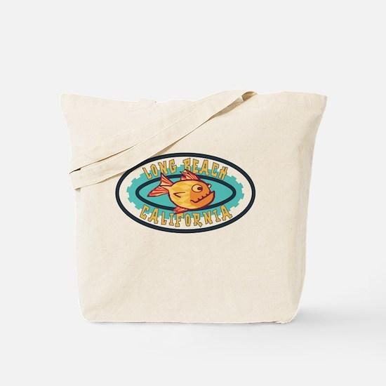 Long Beach Gearfish Tote Bag