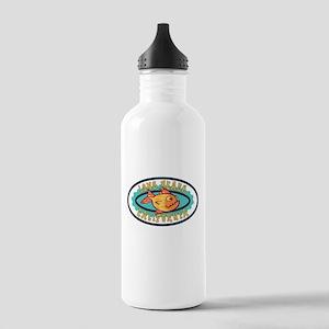 Long Beach Gearfish Water Bottle
