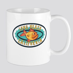 Long Beach Gearfish Mug