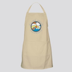 Malibu Wave Badge Apron