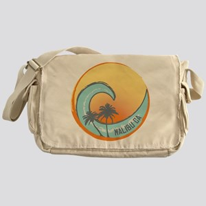 Malibu Sunset Crest Messenger Bag