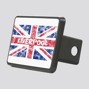 Liverpool2 Rectangular Hitch Cover