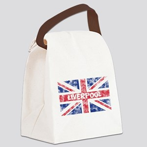 Liverpool2 Canvas Lunch Bag