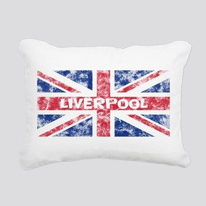 Liverpool2 Rectangular Canvas Pillow