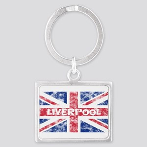 Liverpool2 Landscape Keychain