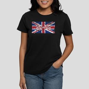 Liverpool2 Women's Dark T-Shirt