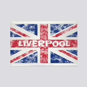 Liverpool2 Rectangle Magnet