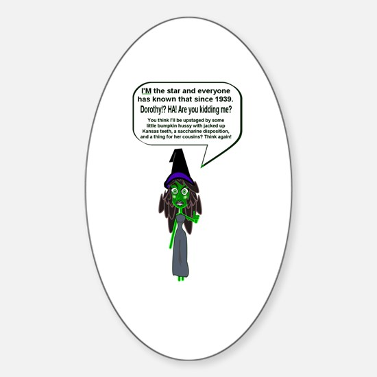 Elphabas a Diva... Decal