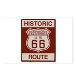 Chambliss Route 66 Postcards (Package of 8)