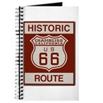 Chambliss Route 66 Journal