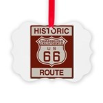 Chambliss Route 66 Ornament