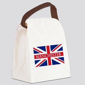 Manchester1 Canvas Lunch Bag