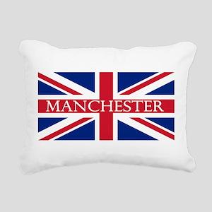 Manchester1 Rectangular Canvas Pillow