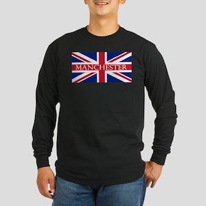 Manchester1 Long Sleeve Dark T-Shirt