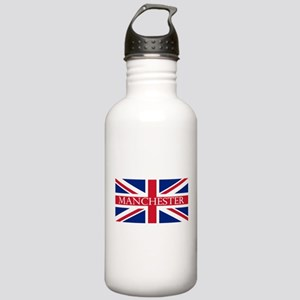 Manchester1 Stainless Water Bottle 1.0L