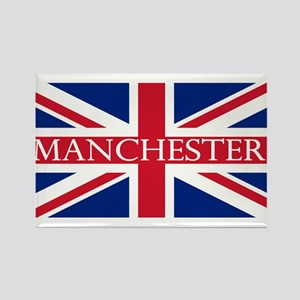 Manchester1 Rectangle Magnet