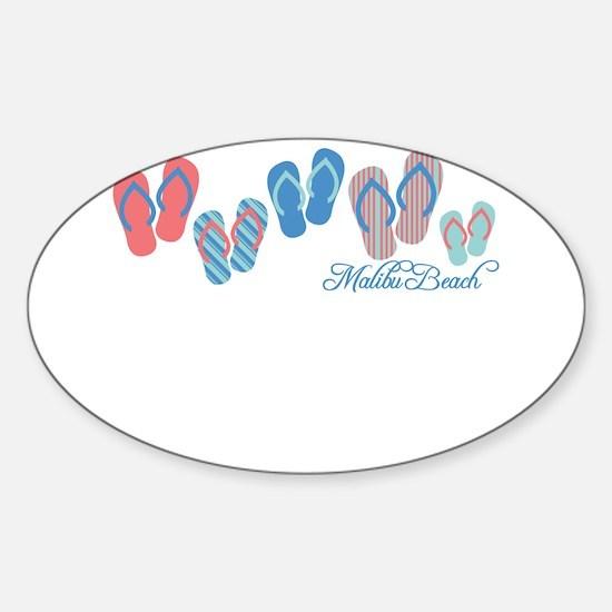 Malibu Sandal Stripe Decal