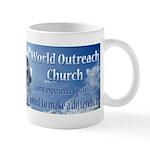 World Outreach Church Mug