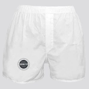 Department of Sucking it Up, Buttercup Boxer Short