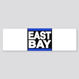 east bay blue Bumper Sticker