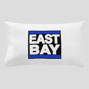 east bay blue Pillow Case