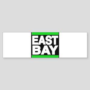 east bay green Bumper Sticker