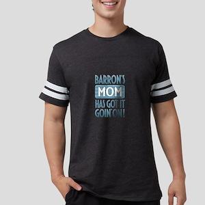 Barron's Mom - Melania Mens Football Shirt