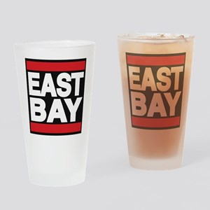 east bay red Drinking Glass