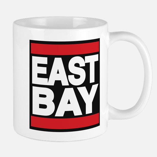 east bay red Mug