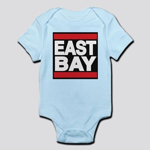 east bay red Body Suit