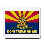 Arizona Dont Tread On Me Mousepad
