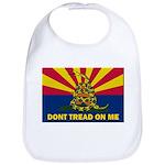 Arizona Dont Tread On Me Bib