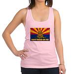 Arizona Dont Tread On Me Racerback Tank Top