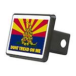 Arizona Dont Tread On Me Hitch Cover